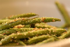 Almond-Dusted Green Beans 1