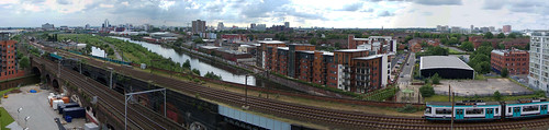 Manchester to Salford
