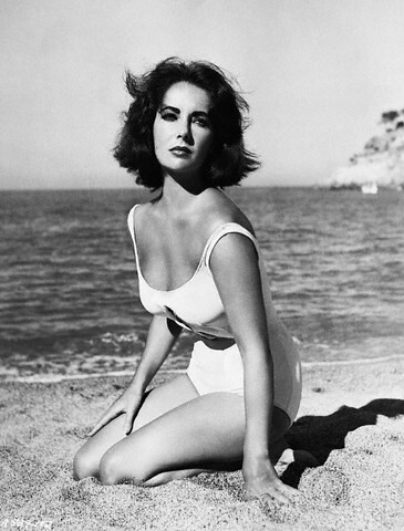 Elizabeth Taylor in Suddenly, Last Summer