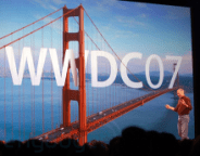 WWDC 07 Keynote