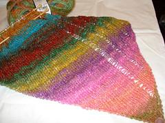Clapotis-scarf