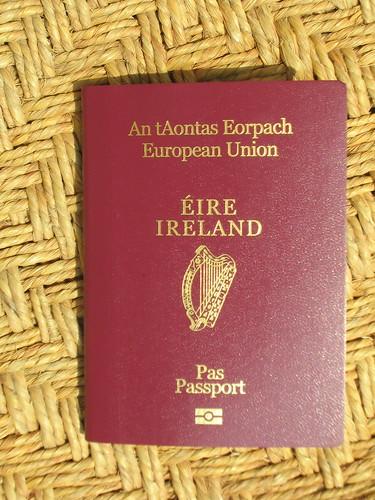 New Passport