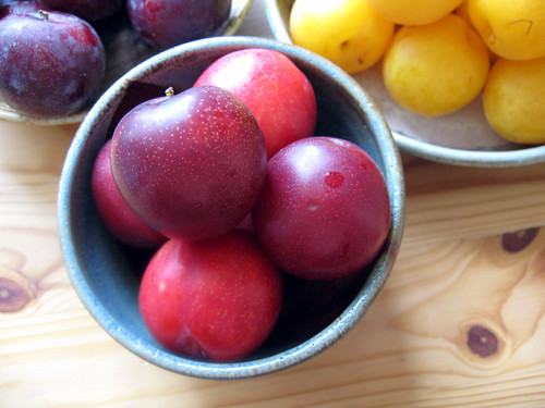Gorgeous Plums