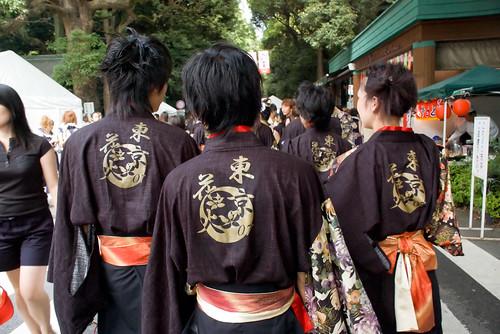 Tokyo Hanabi at Super Yosakoi 2007