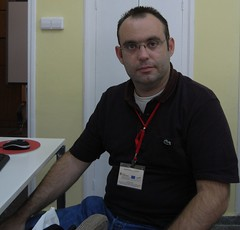 Dimitris Gkotzos participant of Comp@ctive III