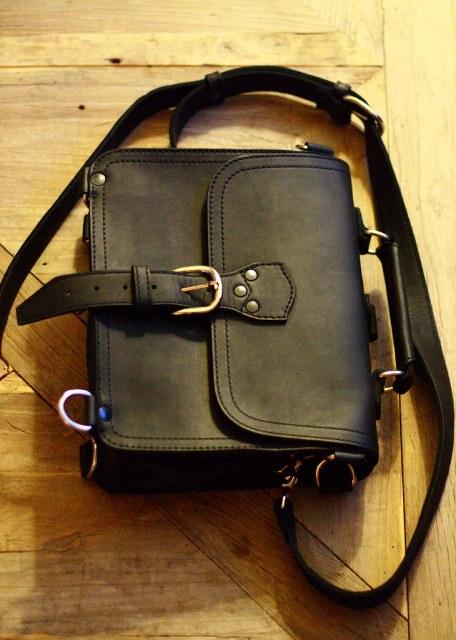 black bag found