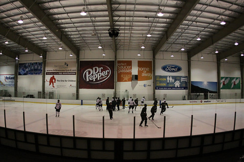 At Stars Practice