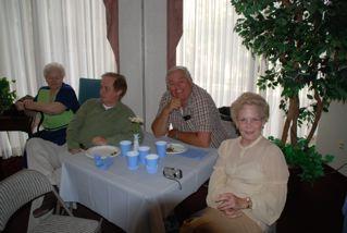 Dottie, Joe, Larry & Maggie