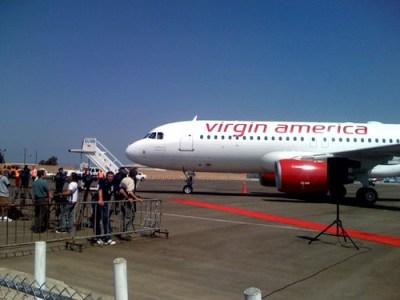 Virgin launch in LA