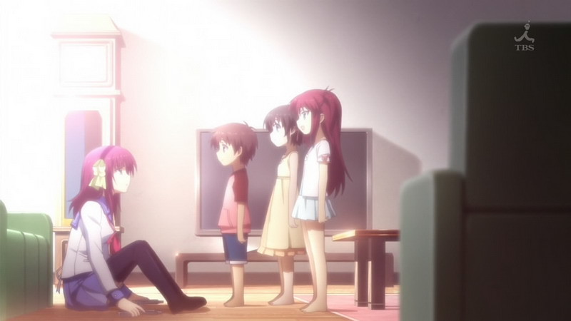 Angel Beats! Episode 12 - 35