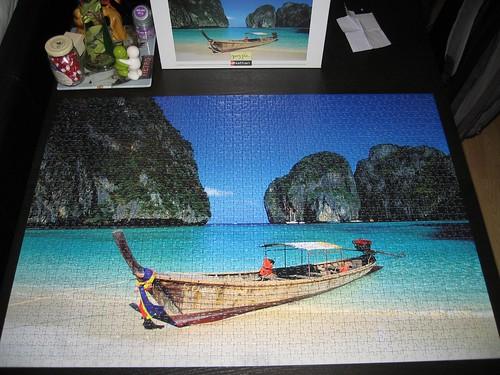 Puzzle 1500 pieces