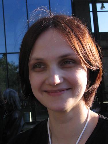 Reboot9 First Day 36: Lilia Efimova