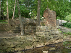 Reedy Mill Ruins