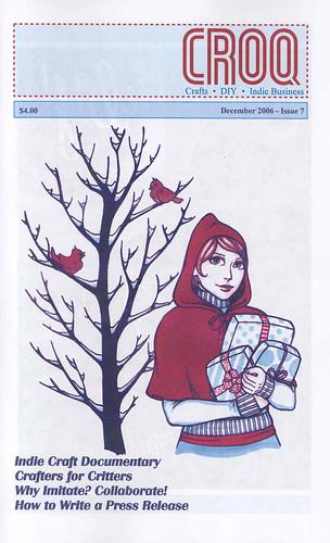 Croq Dec 06 Cover