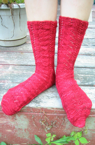 Rococo socks done