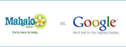 Mahalo Trumps Google in Car Insurance Searches