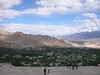 View from Shanti Stupa, Leh, Ladakh