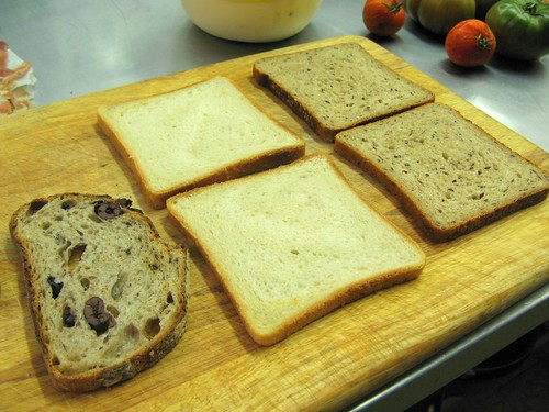 Balthazar Breads for BLTs