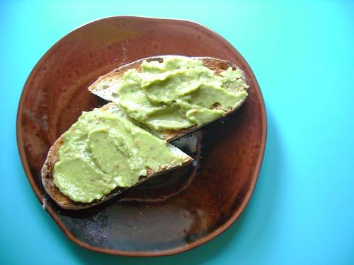 guacamole for breakfast