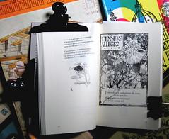 Robert Louis Stevenson, Il giardino dei versi, illustrato da Charles Robinson; art director: Ada Carpi, Nutrimenti 2010; p. 56 - 57 (part.), 1