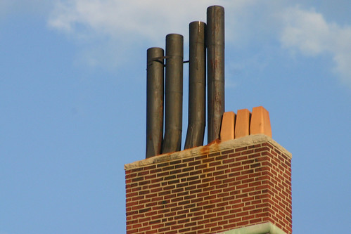 Back Bay Chimney
