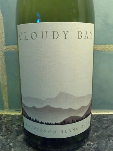 Cloudy Bay Sauvignon Blanc 2006