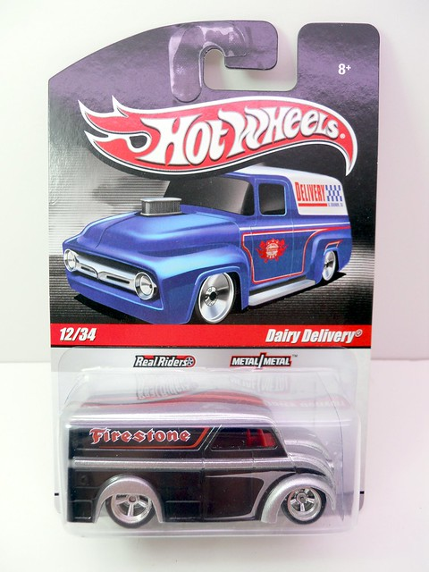 HOT WHEELS DELIVERY SERIES DAIRY DELIVERY (1)