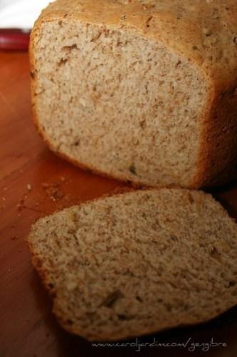 116. Pão de cebola e alho desidratados