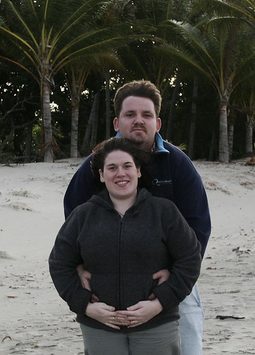 Us on our one year anniversay