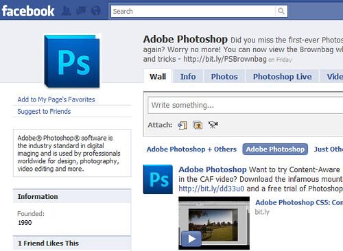 facebook photoshop