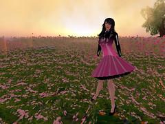 Vialia wearing the new *poc*-Petticoat