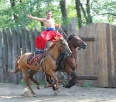 Cossack, Zaporozhye
