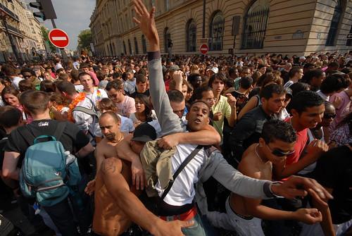 Techno Parade, Paris