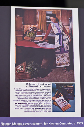 Ad for Kitchen Computer (Neiman Marcus), 1969 by nik.clayton.