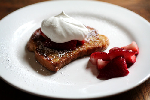 Friday Morning French Toast