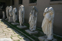 The Headless Statues