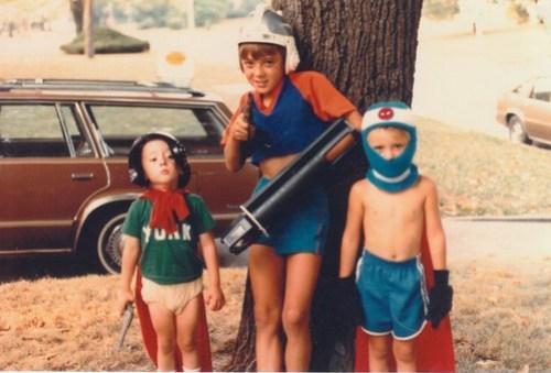Kids in the 1980's