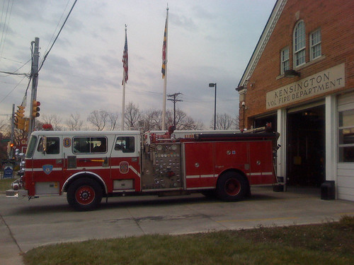 Fire Department - Kensington, MD