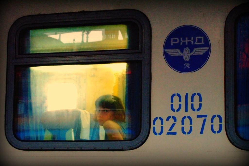 Pospiezny (tren rápido) de Kalinigrado a Gdynia - Malbork