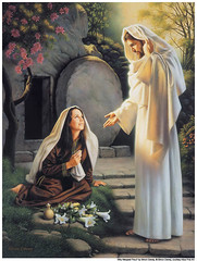 Mary Resurrection Jesus Christ Mormon