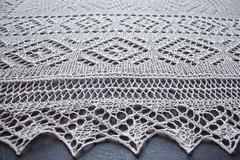 SD shawl - edging