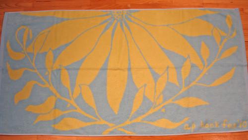 10-25-10-Japan-Harajuku-Kurkku-ap bank fes 10 towel.jpg