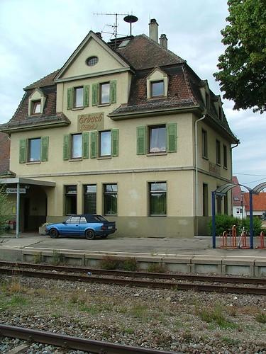Erbach Bahnhof