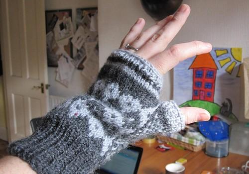 Emily's gloves