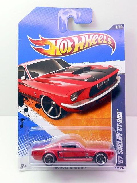 hot wheels '67 shelby gt-500 (1)
