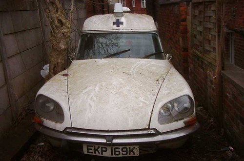 Citroen DS Ambulance