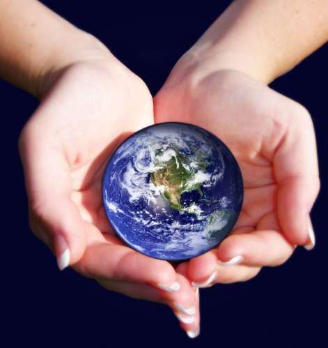 Its Future is in our Hands - Live Earth by aussiegall.