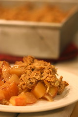 Vermontish Apple Crisp 2