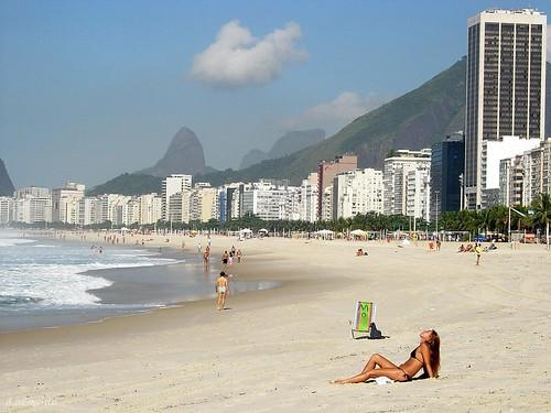 Playas de Copacabana