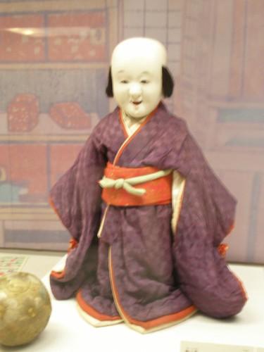 Muneca del museo nacional de Tokyo